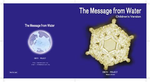 Masaru Emoto Message from Water